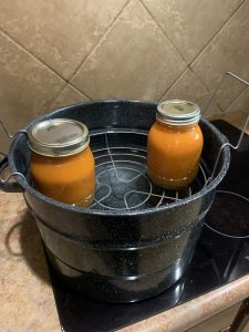 Butternut Squash Marinara Sauce