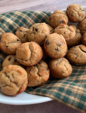Monkey Muffins ready to serve