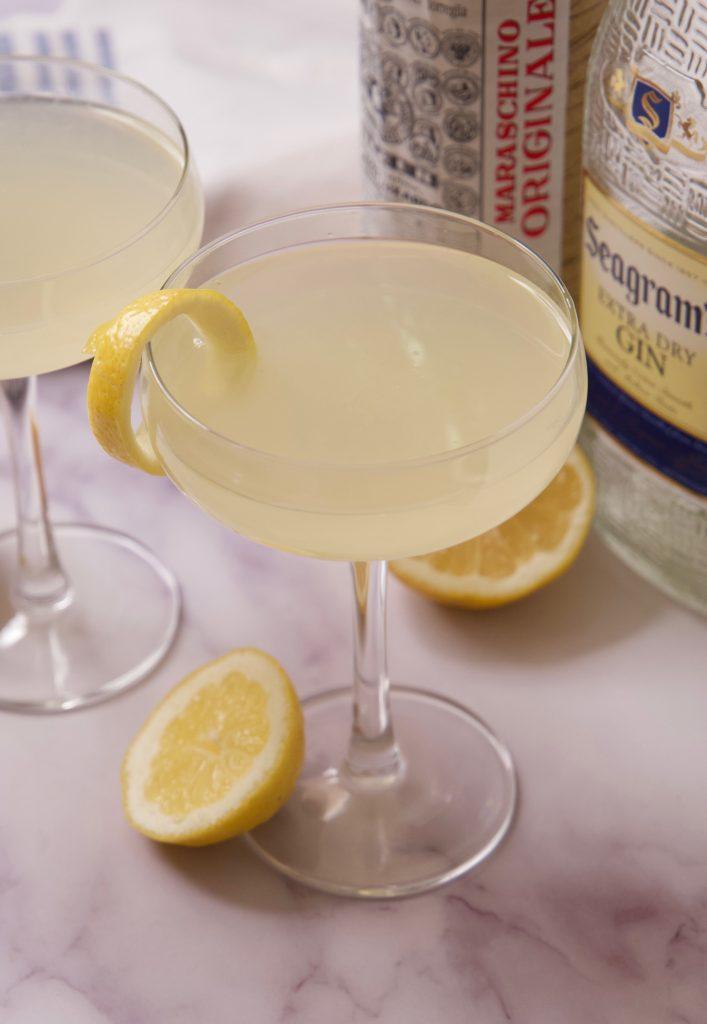 afternoon lemonade served