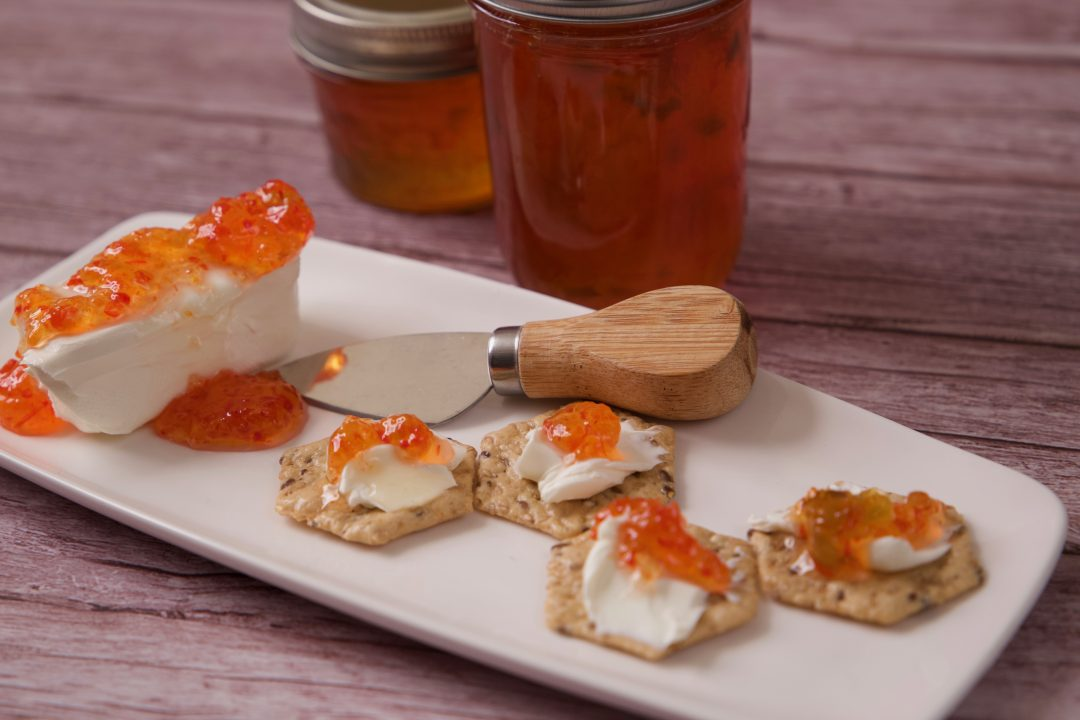 Red Pepper Jelly Ready to eat