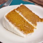 carrot cake ready to eat