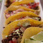 venison carnitas ready to eat