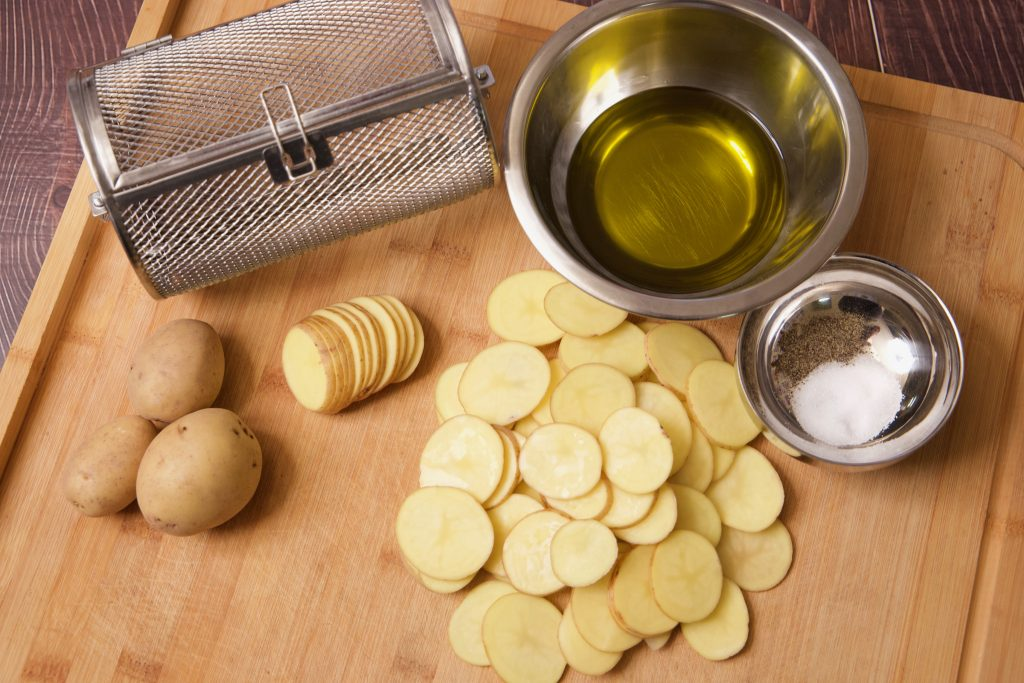 ingredients for air fryer chips