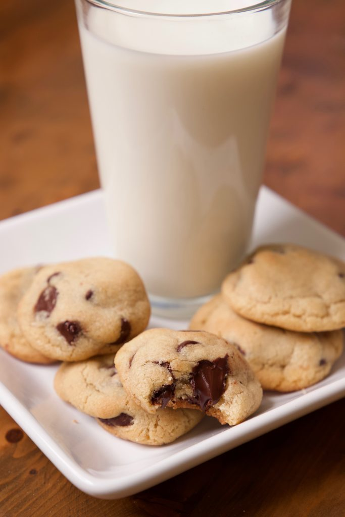 ready to eat chocolate chip cookies