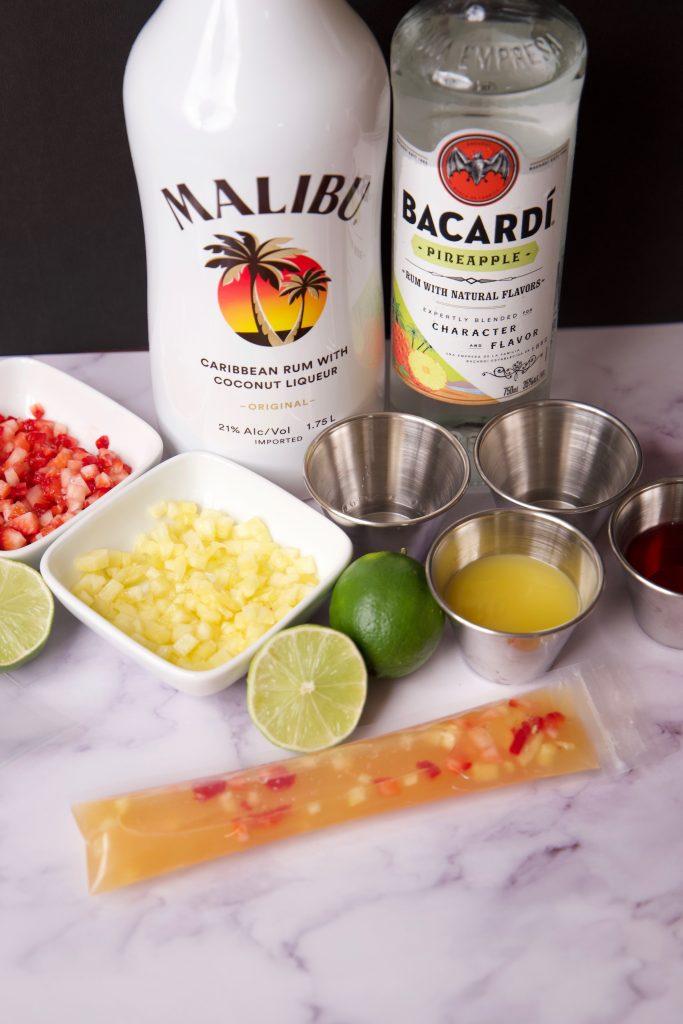 Bahama Mama Ingredients