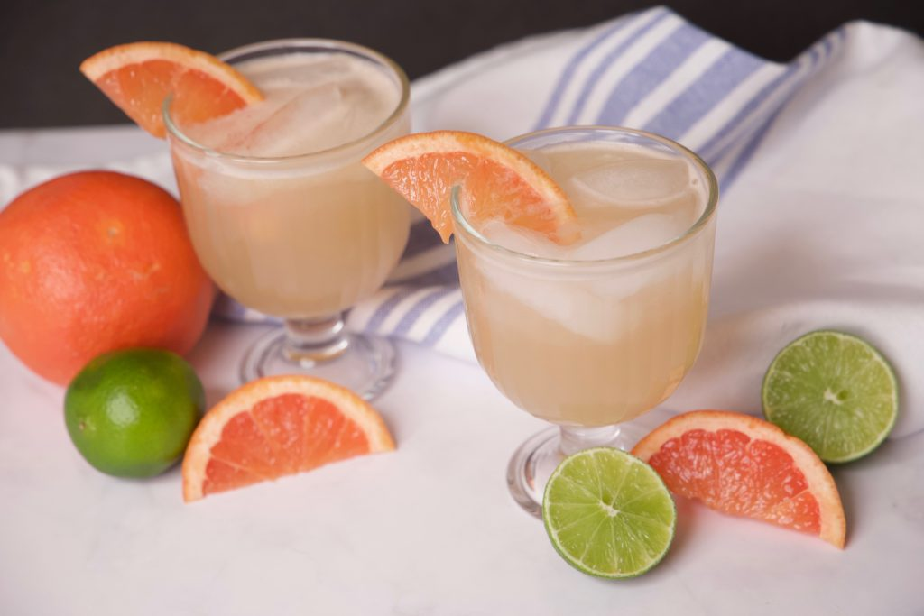 two Palomas ready to drink